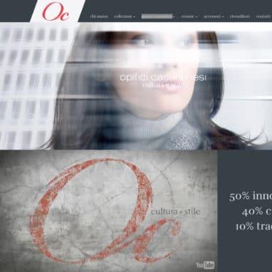 Sito Wordpress Opifici Casentinesi